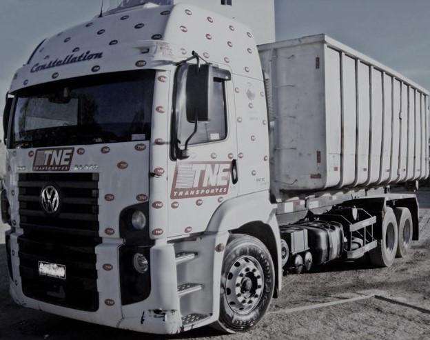 Transporte de Metálicos, Sólidos em Geral e Resíduos Industriais